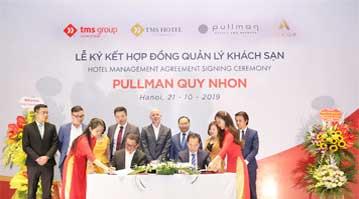 Khách sạn 5 sao cao nhất Quy Nhơn mang thương hiệu Pullman