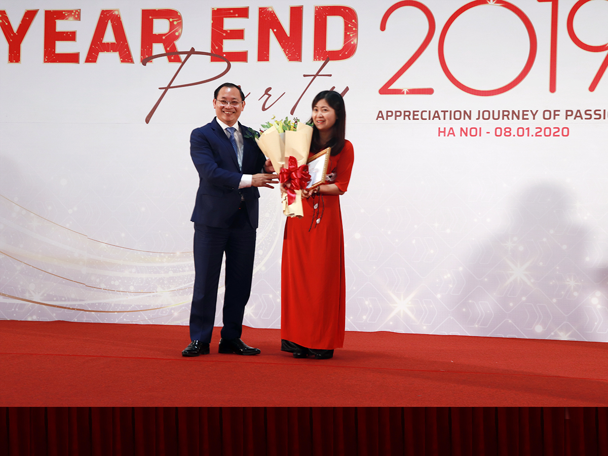 Year End Party 2019 – Party of cohesion and faith of victory