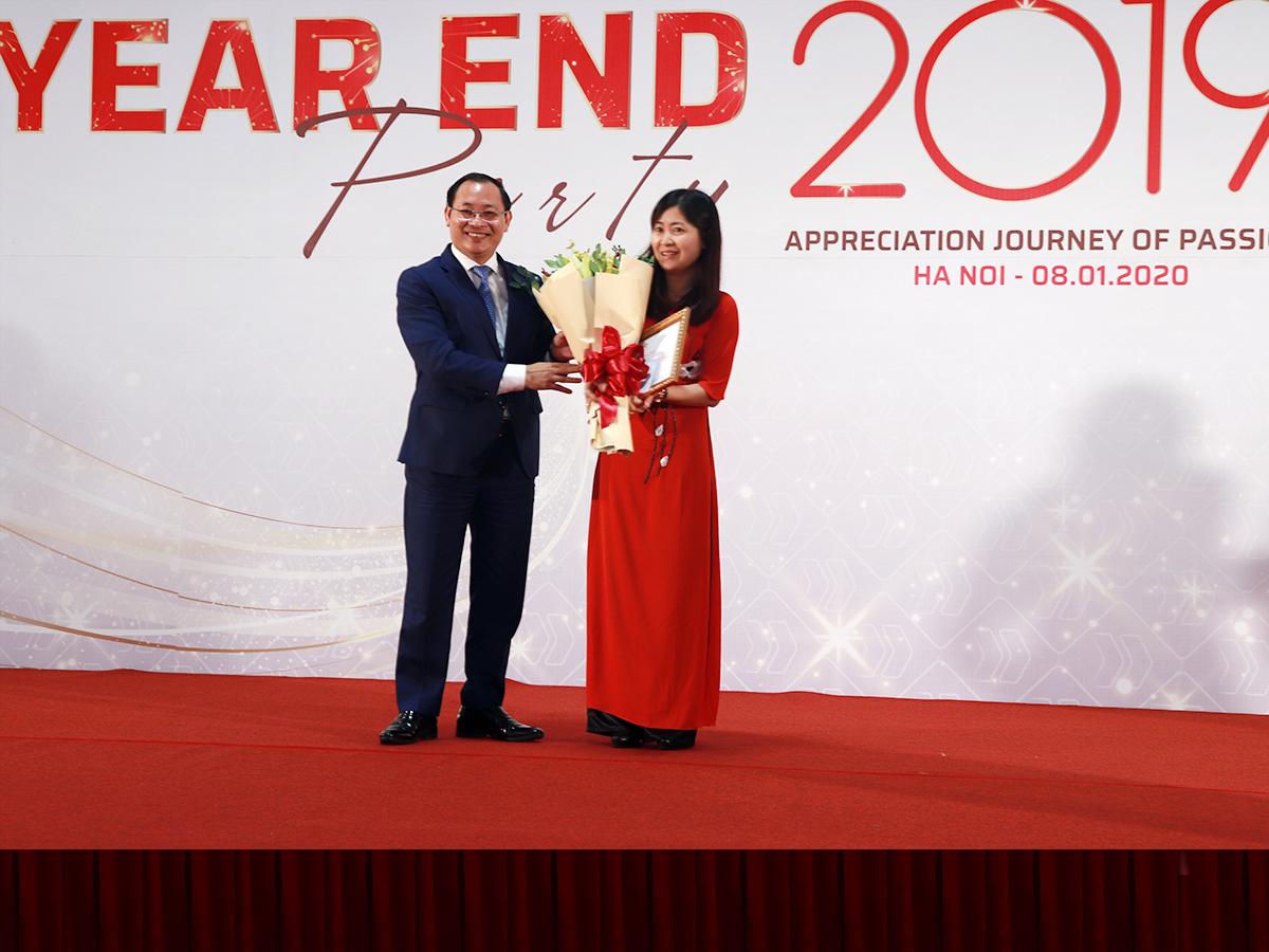 Year End Party 2019 – Bữa tiệc của sự gắn kết và niềm tin chiến thắng