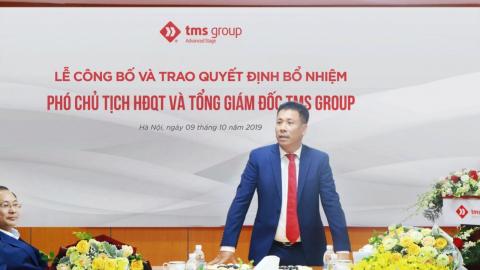 TMS 그룹, 고위 임원 임명