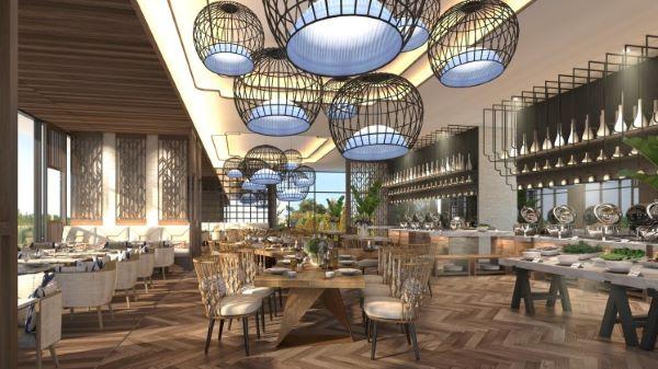 Nhà hàng tiêu chuẩn 5 sao của TMS Hotel Quy Nhon Beach
