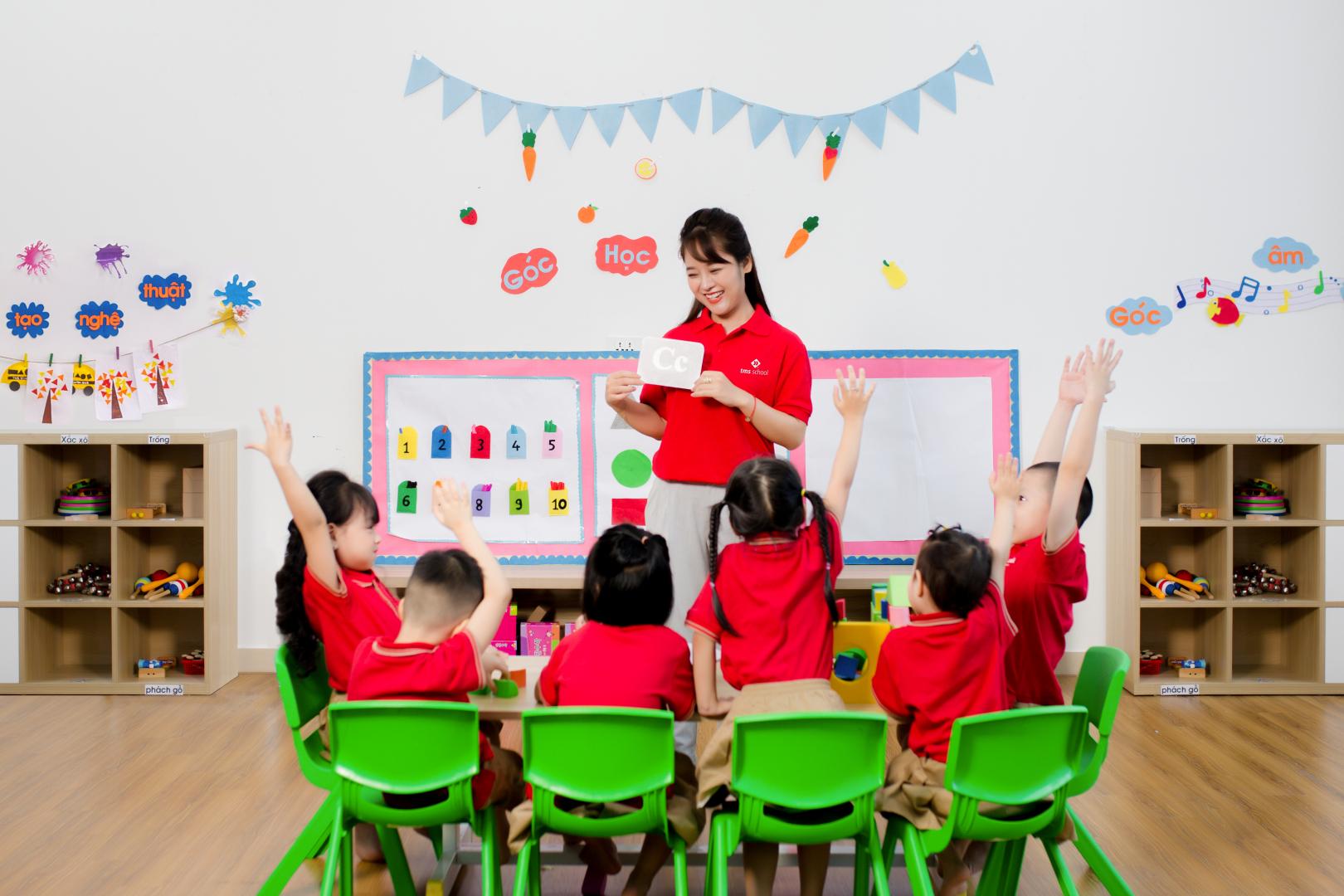 TMS School một công ty thành viên của TMS Group