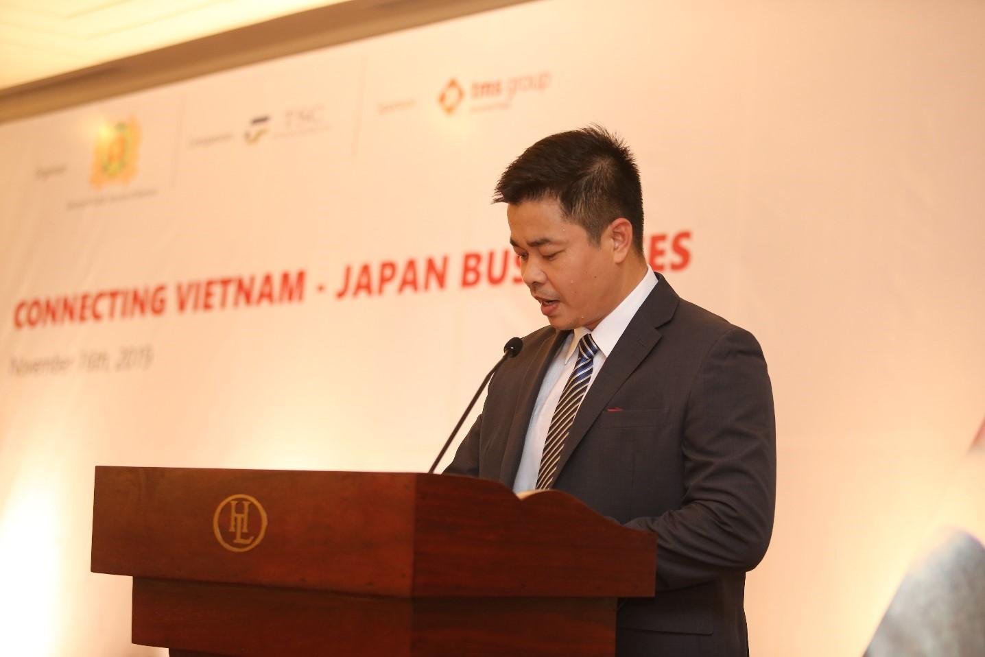 Ông Nguyễn Việt Phương, Tổng giám đốc TMS Group