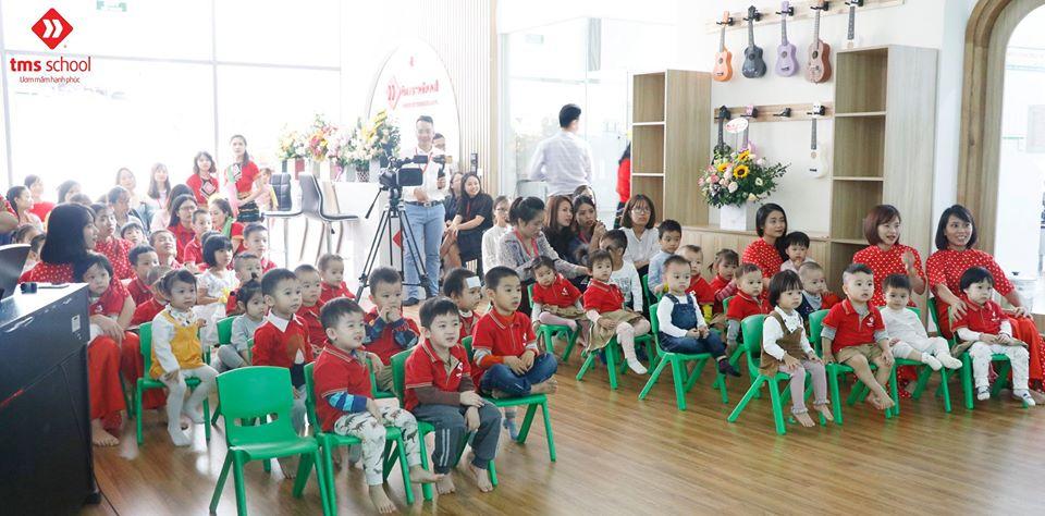 TMS School ngày nhà giáo Việt Nam