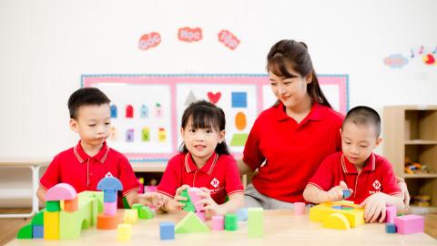 TMS School: Chung sức khởi tạo thế hệ tương lai